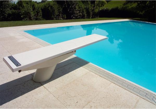 Fondi Mobili Per Piscina : Trampolino per piscina non agonistico a norme f i n a idra